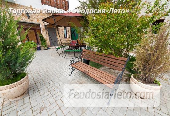 Мини отель в Феодосии с бассейном на улице Головина - фотография № 6