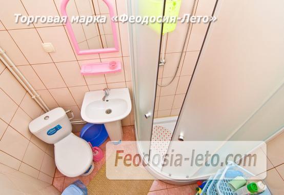 Мини отель в Феодосии с кухней в номерах на улице Гарнаева - фотография № 13