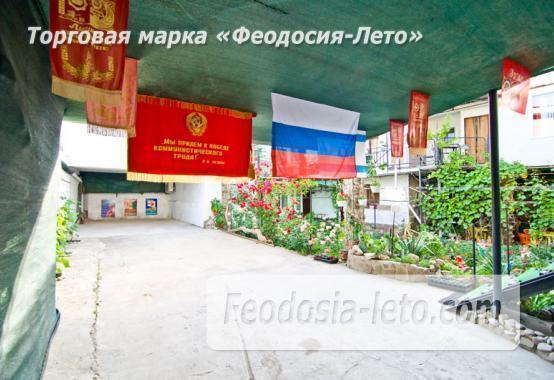 Мини отель в Феодосии с кухней в номерах на улице Гарнаева - фотография № 16