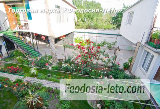 Мини отель в Феодосии с кухней в номерах на улице Гарнаева - фотография № 17