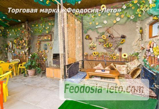 Мини отель в Феодосии с кухней в номерах на улице Гарнаева - фотография № 20