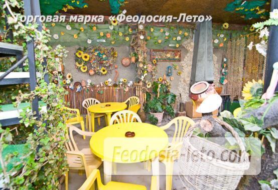 Мини отель в Феодосии с кухней в номерах на улице Гарнаева - фотография № 21