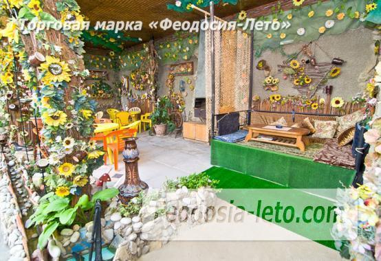 Мини отель в Феодосии с кухней в номерах на улице Гарнаева - фотография № 24