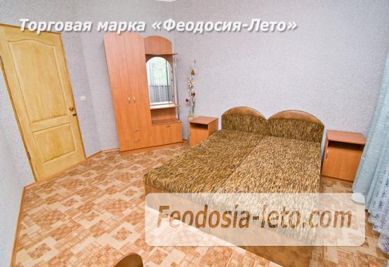 Мини отель в Феодосии с кухней в номерах на улице Гарнаева - фотография № 8