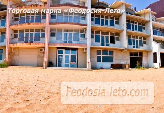 Необычно стильный эллинг в Феодосии на Керченском шоссе - фотография № 11