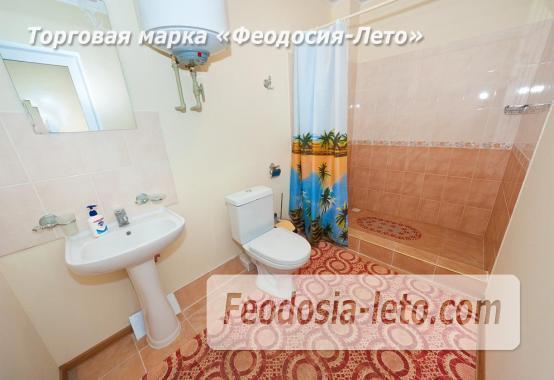 Новый отель в Феодосии на Черноморской набережной в 2-х минутах от моря - фотография № 3