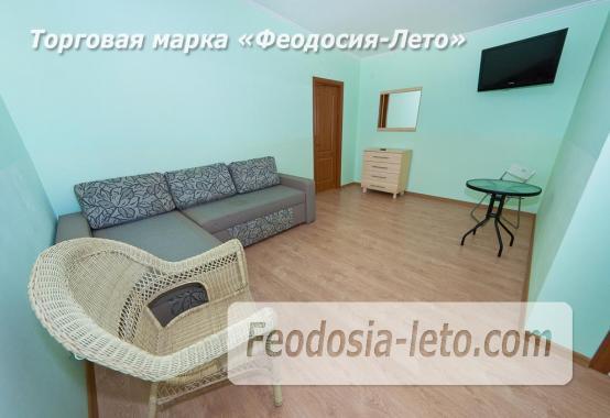Новый отель в Феодосии на Черноморской набережной в 2-х минутах от моря - фотография № 20