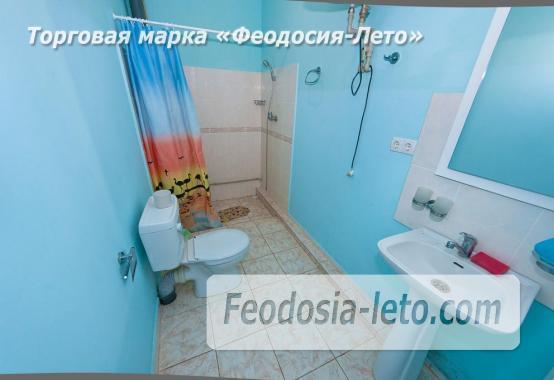 Новый отель в Феодосии на Черноморской набережной в 2-х минутах от моря - фотография № 22