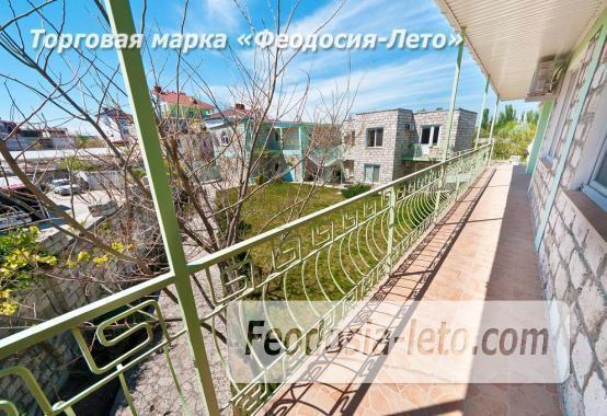 Новый отель в Феодосии на Черноморской набережной в 2-х минутах от моря - фотография № 23
