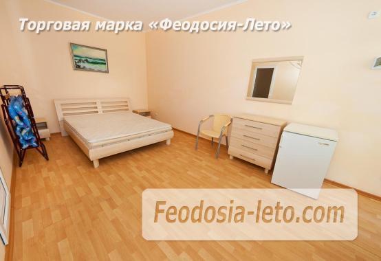 Новый отель в Феодосии на Черноморской набережной в 2-х минутах от моря - фотография № 25