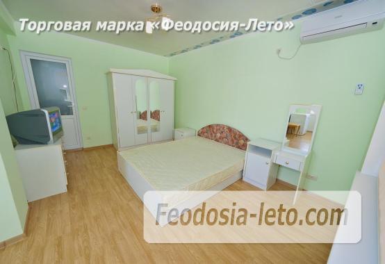 Новый отель в Феодосии на Черноморской набережной в 2-х минутах от моря - фотография № 5