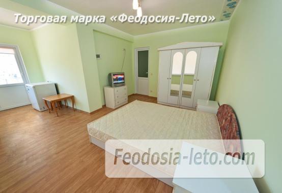 Новый отель в Феодосии на Черноморской набережной в 2-х минутах от моря - фотография № 7