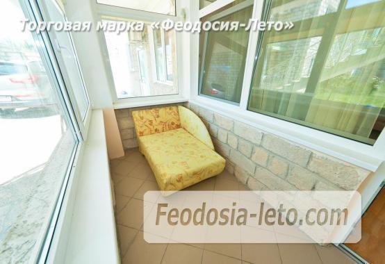 Новый отель в Феодосии на Черноморской набережной в 2-х минутах от моря - фотография № 11