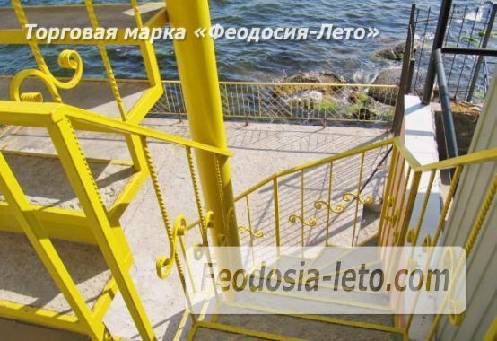 Оригинальный эллинг на Черноморской набережной в Феодосии - фотография № 10