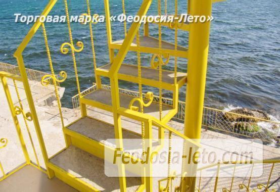 Феодосия эллинги на Черноморской набережной - фотография № 11