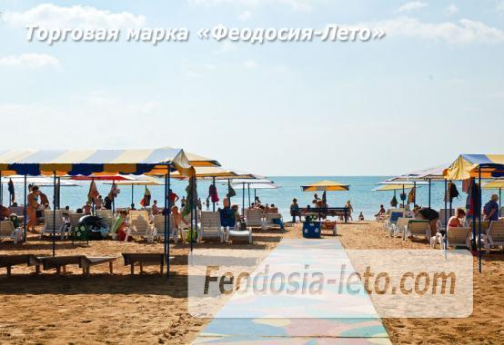 Отель на берегу моря в Феодосии на Керченском шоссе - фотография № 1