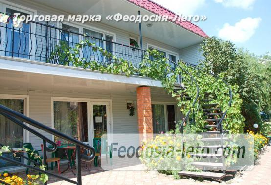 Отель на берегу моря в Феодосии на Керченском шоссе - фотография № 5
