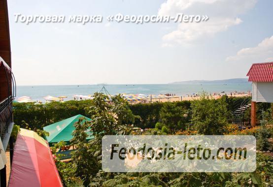 Отель на берегу моря в Феодосии на Керченском шоссе - фотография № 16