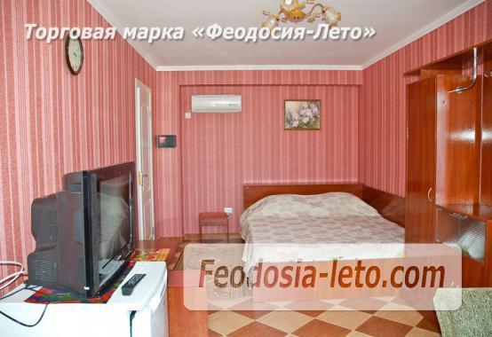 Отель на берегу моря в Феодосии на Керченском шоссе - фотография № 19