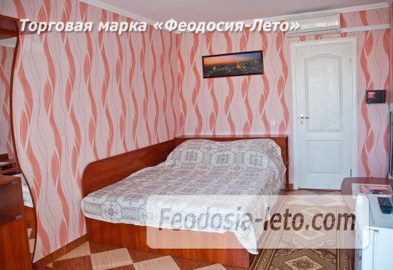 Отель на берегу моря в Феодосии на Керченском шоссе - фотография № 20