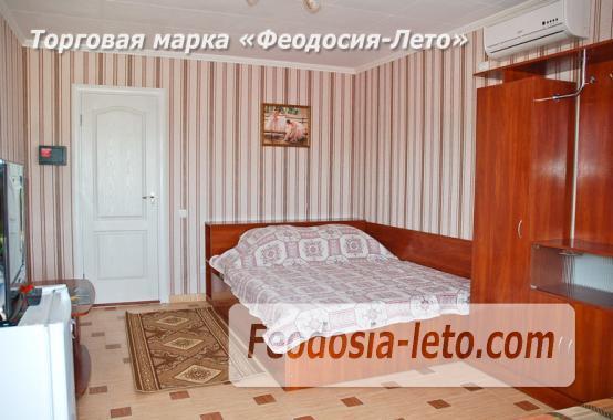 Отель на берегу моря в Феодосии на Керченском шоссе - фотография № 21