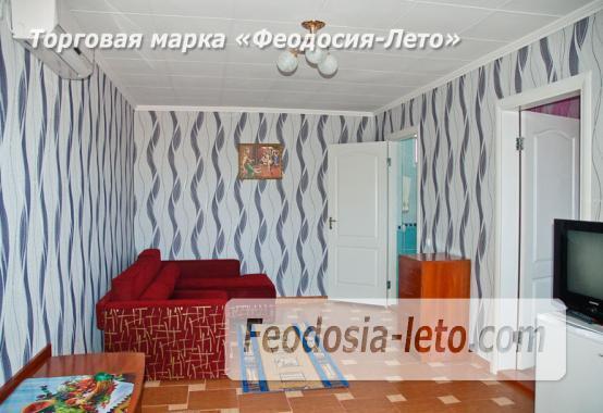 Отель на берегу моря в Феодосии на Керченском шоссе - фотография № 22