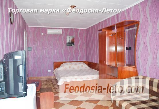 Отель на берегу моря в Феодосии на Керченском шоссе - фотография № 23