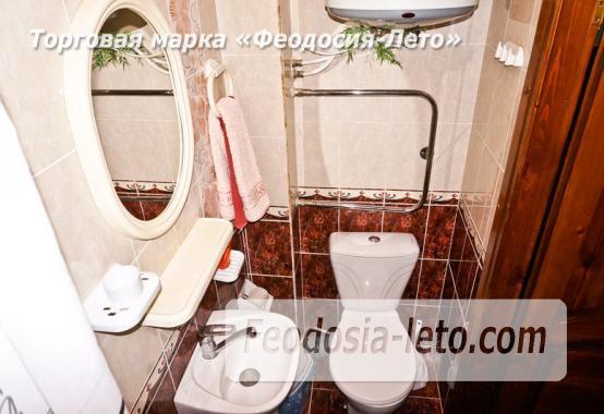 Отель на берегу моря в Феодосии на Керченском шоссе - фотография № 24