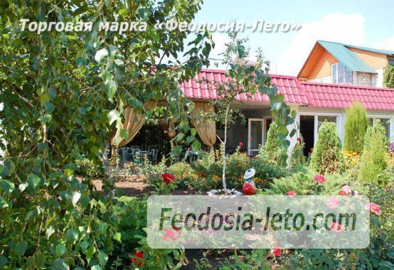 Отель на берегу моря в Феодосии на Керченском шоссе - фотография № 7