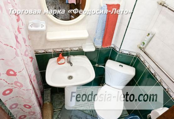 Отель на берегу моря в Феодосии на Керченском шоссе - фотография № 25