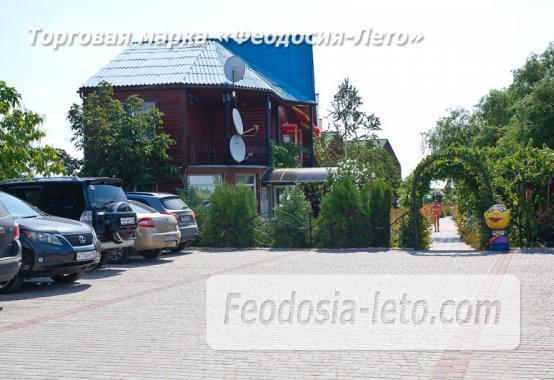 Отель на берегу моря в Феодосии на Керченском шоссе - фотография № 8