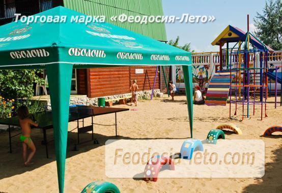 Отель на берегу моря в Феодосии на Керченском шоссе - фотография № 36