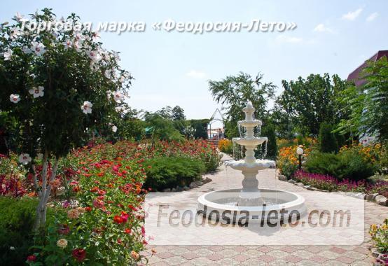 Отель на берегу моря в Феодосии на Керченском шоссе - фотография № 4