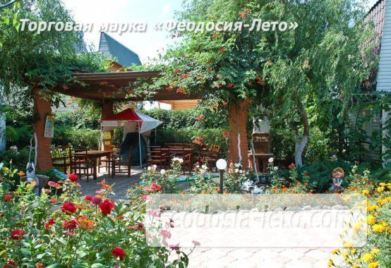 Отель на берегу моря в Феодосии на Керченском шоссе - фотография № 10