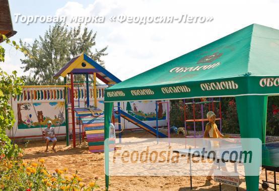 Отель на берегу моря в Феодосии на Керченском шоссе - фотография № 11