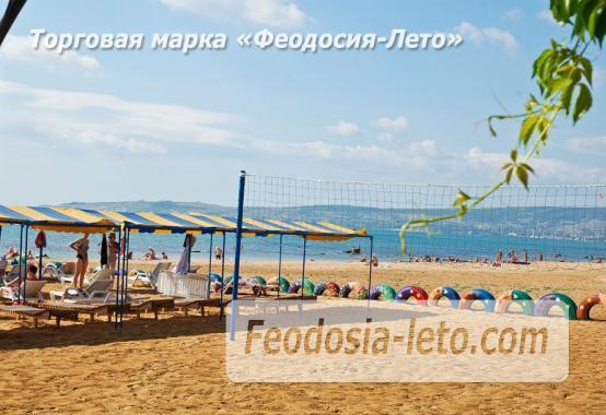 Отель на берегу моря в Феодосии на Керченском шоссе - фотография № 12