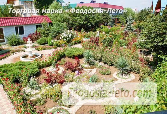 Отель на берегу моря в Феодосии на Керченском шоссе - фотография № 13