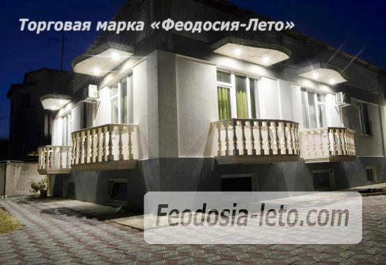 Отель в посёлке Береговое, улица Черноморская - фотография № 1