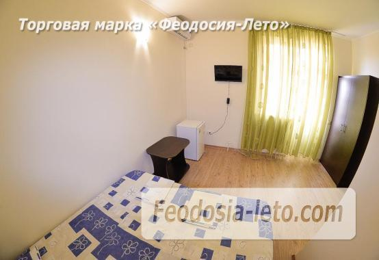 Отель в посёлке Береговое, улица Черноморская - фотография № 17