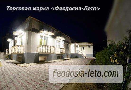Отель в посёлке Береговое, улица Черноморская - фотография № 23