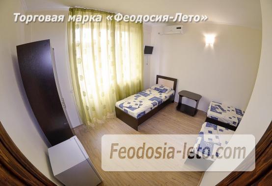 Отель в посёлке Береговое, улица Черноморская - фотография № 7