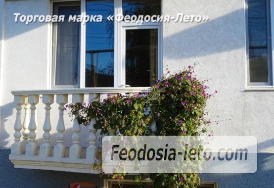 Отель в посёлке Береговое, улица Черноморская - фотография № 2