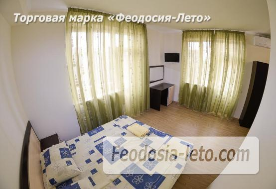 Отель в посёлке Береговое, улица Черноморская - фотография № 4