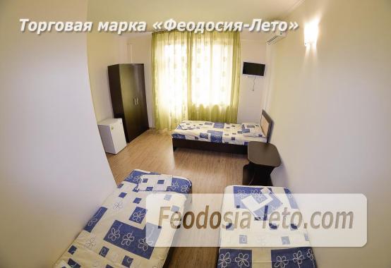 Отель в посёлке Береговое, улица Черноморская - фотография № 10