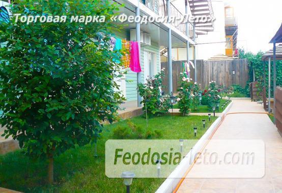 Отель на улице Приозёрнаяв в Береговом - фотография № 17