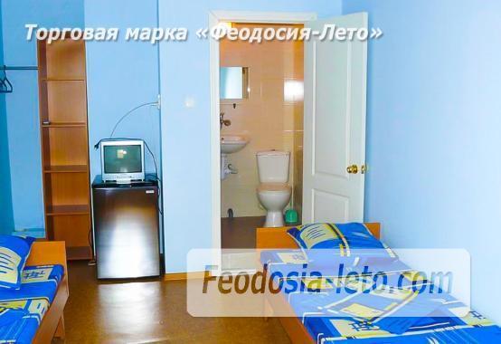 Отель на улице Приозёрнаяв в Береговом - фотография № 24