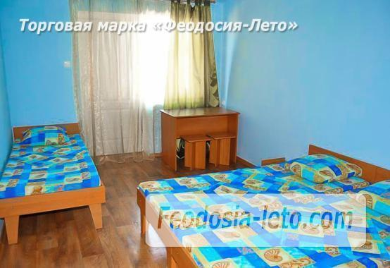 Отель на улице Приозёрнаяв в Береговом - фотография № 2