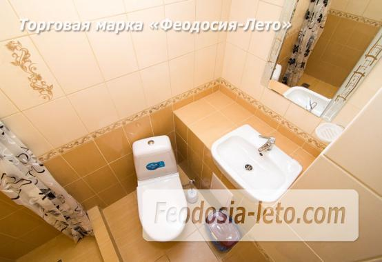 Отель в Феодосии рядом с Комсомольским парком на улице Калинина - фотография № 16