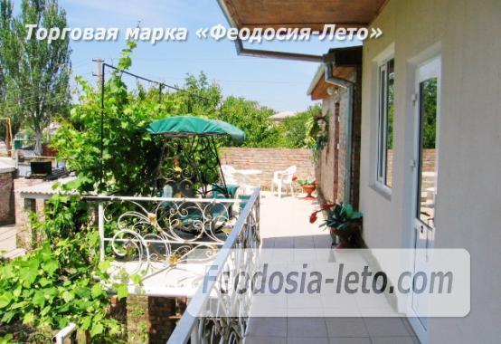 Отель в Феодосии рядом с Комсомольским парком на улице Калинина - фотография № 21