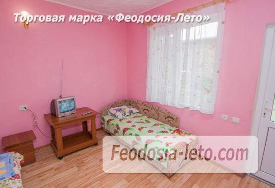 Отель в Феодосии рядом с Комсомольским парком на улице Калинина - фотография № 4